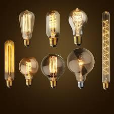 e27 incandescent bulbs squirrel cage filament light bulb 40w 220v