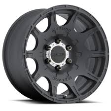 100 Rims Truck Roost Matte Black Offroad Wheel Method Race Wheels