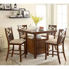 Arlington Dining Transitional Counter Height Table With Storage Cabinet By  Furniture Of America At Rooms For Less Arlington End Table Ding Transitional Counter Height With Storage Cabinet By Fniture Of America At Rooms For Less Drop Leaf 2 Side Chairs Patio Ellington Single Pedestal 4 Intercon Black Java 18 Inch Gathering Slat Back Bar Stools Dinette Depot 6 Piece Trestle Set Bench Liberty Pilgrim City Rifes Home Store Northern Virginia Alexandria Fairfax
