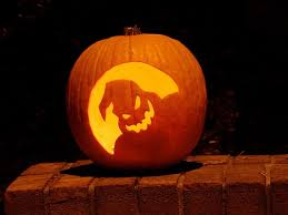 Oogie Boogie Halloween Stencil by Enjoy These 25 Cool Halloween Pumpkins Inspired By Tv And Pop