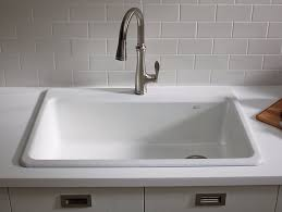 sinks stunning top mount sink top mount sink overmount bathroom