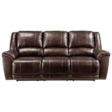 Claremore Antique Sofa And Loveseat by Ashley Furniture Leather Sofa Roselawnlutheran