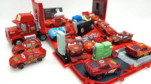 Disney Pixar Mack Truck Disney Cars Lightning Mcqueen Disney Truck ...