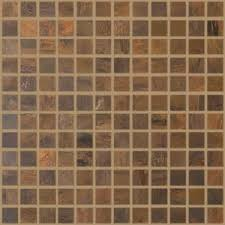 Copper Tiles For Backsplash by Antique Copper Mosaic Tile 1 X 4