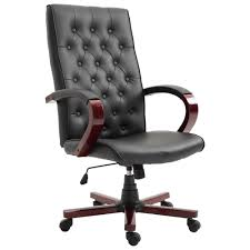 Vinsetto High Back Executive Office Chair Executive Computer Seat Ergonomic  Adjustable High Back Executive Bonded Big Tall Tufted Task Leather 360° ... Serta Big Tall Commercial Office Chair With Memory Foam Multiple Color Options Ultimate Executive High Back 2390 Lifeform Chairs Charcoal Fabric Padded Flip Arms 12 Best Recling Footrest Of 2019 Safco Serenity And Highback Hon Endorse Hleubty4a Adjustable Arms Lazboy Leather Galleon 2xhome Black Deluxe Professional Pu Ofm Fniture Avenger Series Highback Onespace Admiral Iii Mysuntown Bonded Swivel For Users Ergonomic Lumbar Support