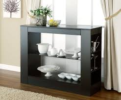Remarkable Narrow Hutch For Dining Room Buffet Cabinets Black Side Table Smart Designs Modern Sideboard Large Cabinet Long White Wood Small Storage Buffets