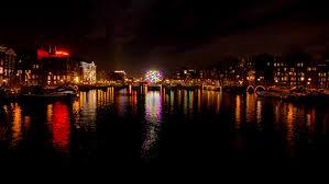 The Amsterdam Light Festival A Glittering City Gets Ready