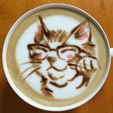 The Art Of Cats In Your Latte Thats Taking Over Coffee Houses
