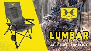 Rei Flex Lite Chair Beach by Stealth Lumbar Chair By Hawk King Of Outdoor Chairs Youtube