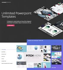 Unlimited Powerpoint Templates Envato Elements Photographic Gallery