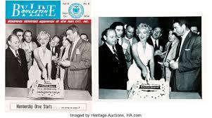 Movie TV MemorabiliaPhotos Marilyn Monroe New York Newspaper Reporter Press Photograph AndAssociation