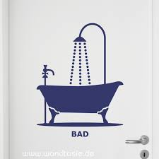symbol badezimmer
