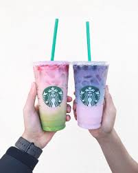 Starbucks Pink Purple Drink Is A Carnival In Cup