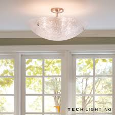 chandeliers design fabulous tech lighting trace semi flushmount