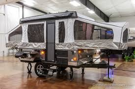 Flagstaff 207SE Off Road Pop Up Camping Trailer Exterior 1