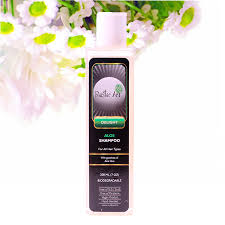Biodegradable Aloe Shampoo Rustic Art Chemical Free Natural SLS Parabean