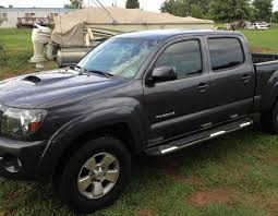 100 Toyota Truck Parts Tacoma Double Cab Photos And Specs Photo