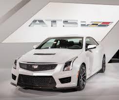 2016 Cadillac ATS V Makes 464HP Hits 0 60 in 3 8 Seconds