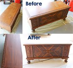 The ragged wren How To Refinish Furniture