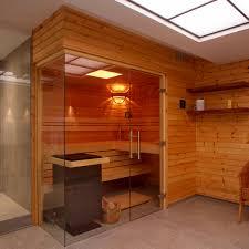 exklusives badezimmer uth home mit müther sauna
