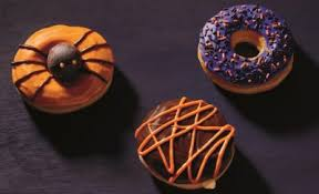 Dunkin Donuts Pumpkin Muffin 2017 by Halloween Specials At Dunkin U0027 Donuts