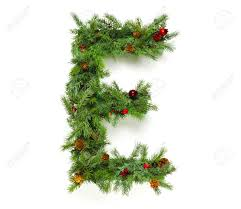 VW Christmas Tree Font Royalty Free Cliparts Vectors And Stock