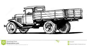 100 Truck Images Clip Art Vintage Art