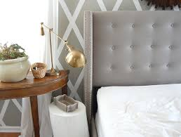 Skyline Tufted Headboard King by My Tufted Bed A Review Of The Skyline Linen Nail Button Wingback