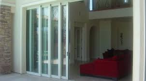 Stunning Patio Pocket Doors For Home Lowes Folding Intended