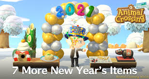 Items Where Year Is 2021 7 New Animal Crossing New Horizons Items To Get For New
