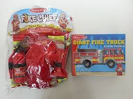 Melissa & Doug Melissa And Fireman Play Bundle - Fire Chief Role ... Sound Puzzles Upc 0072076814 Mickey Fire Truck Station Set Upcitemdbcom Kelebihan Melissa Doug Around The Puzzle 736 On Sale And Trucks Ages Etsy 9 Pieces Multi 772003438 Chunky By 3721 Youtube Vehicles Soar Life Products Jigsaw In A Box Pinterest Small Knob Engine Single Replacement Piece Wooden Vehicle Around The Fire Station Sound Puzzle Fdny Shop
