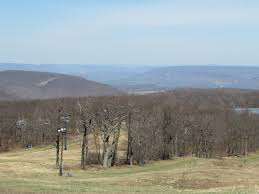 Blue Knob State Park and Ski Area Second Tallest Mountain in