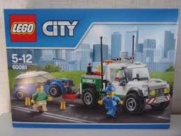 LEGO City Pickup Tow Truck Mini Figures Kids Building Toy | EBay