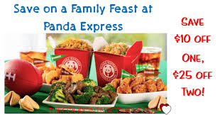 $10 Off Family Feast At Panda Express! Great Way To Save! Panda Express Coupons 3 Off 5 Online At Via Promo Get 25 Discount On Two Family Feasts Danny The Postmates Promo Code 100 Free Credit Delivery Working 2019 Codes For Food Ride Services Bykido Express Survey Codes Recent Discounts Swimoutlet Coupon The Best Discount Off Your Online Order Of Or More Top Blogs Dinner Fundraisers Amazing Panda Code Survey Business