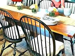 Dining Chair Seat Pads With Ties Cushions Room