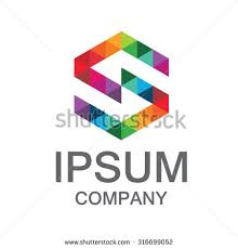 Business Corporate Logo Design Vectorcolorful Vector Stock Vector