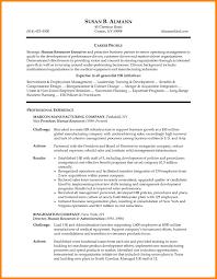 Collection Of Solutions Hr Generalist Resume Objective Examples Professionalplesple Sr Good