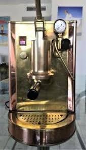 Vintage Enrico Of Italy Italianstyle Lever Espresso Cappuccino