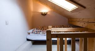chambre en mezzanine family mezzanine room in la griyotire chalet hotel in praz sur arly