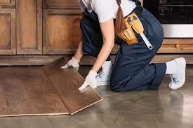 laminat verlegen ohne die küche abzubauen so geht s