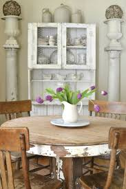 Shabby Chic Dining Room Hutch by 213 Best Esszimmer Images On Pinterest Live Dining Room And