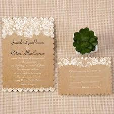 Rustic Wedding Invitations With Modern Invitation Design Ideas 18