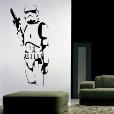 Star Wars Room Decor Uk by Online Buy Wholesale Star Wars Stormtrooper Stickers From China