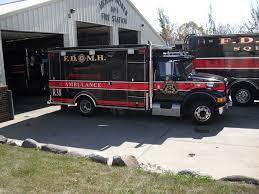 100 Black Fire Truck Top