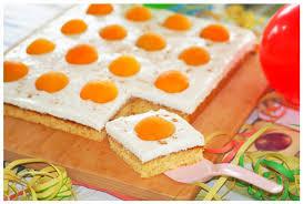 spiegelei kuchen zum kindergeburtstag thermomix rezepte blogs