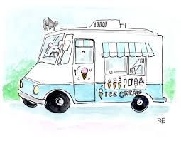 100 Icecream Truck Ice Cream PVE Design