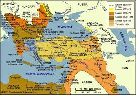 Ottoman Empire decline 1807 1924 Map › A Journey through NYC religions