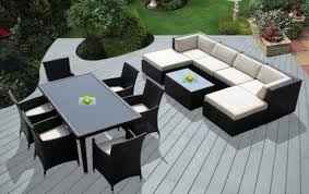 Wicker Patio Furniture Sets Clearance Inspirations Outdoor 2017 Fortable Modern Home Dining Area Decorating Ideas With