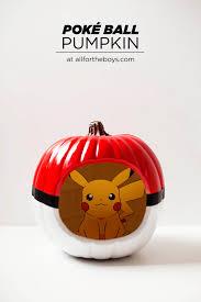 Ariel Flounder Pumpkin Stencil by Poké Ball Pumpkin Pokémon Holidays And Pokemon Pumpkin