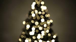 Blinking Christmas Tree Lights by Defocused Christmas Tree Lights Seamless Loop 4k 4096x2304